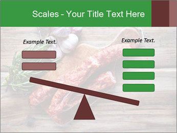 Delicious sausage. PowerPoint Template - Slide 89