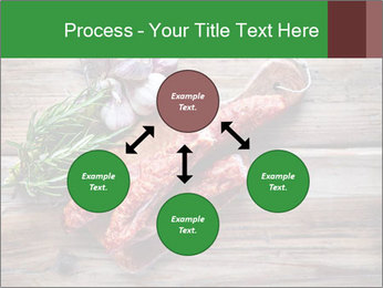 Delicious sausage. PowerPoint Template - Slide 91