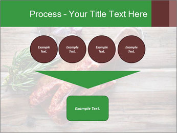 Delicious sausage. PowerPoint Template - Slide 93