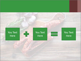Delicious sausage. PowerPoint Template - Slide 95