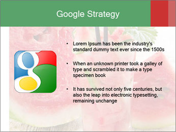 Fresh from watermelon. PowerPoint Templates - Slide 10