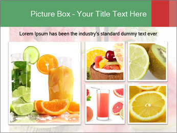 Fresh from watermelon. PowerPoint Templates - Slide 19