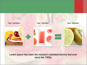 Fresh from watermelon. PowerPoint Templates - Slide 22