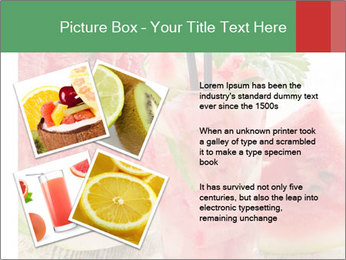 Fresh from watermelon. PowerPoint Templates - Slide 23