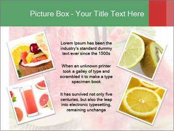Fresh from watermelon. PowerPoint Templates - Slide 24