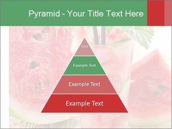 Fresh from watermelon. PowerPoint Templates - Slide 30