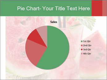 Fresh from watermelon. PowerPoint Templates - Slide 36