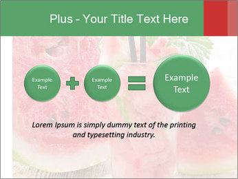 Fresh from watermelon. PowerPoint Templates - Slide 75