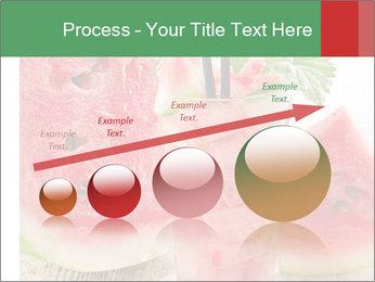 Fresh from watermelon. PowerPoint Templates - Slide 87