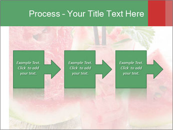 Fresh from watermelon. PowerPoint Templates - Slide 88