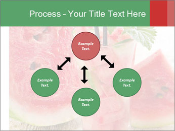Fresh from watermelon. PowerPoint Templates - Slide 91