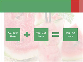 Fresh from watermelon. PowerPoint Templates - Slide 95