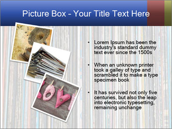 The magic of vinyl records. PowerPoint Template - Slide 17