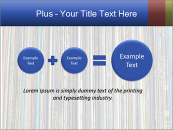 The magic of vinyl records. PowerPoint Template - Slide 75