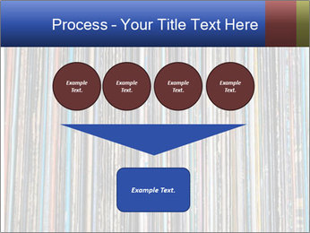 The magic of vinyl records. PowerPoint Template - Slide 93