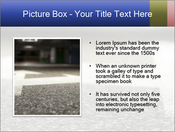 Road double arrow direction. PowerPoint Templates - Slide 13
