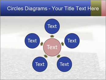 Road double arrow direction. PowerPoint Templates - Slide 78