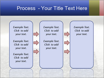 Road double arrow direction. PowerPoint Templates - Slide 86