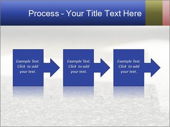 Road double arrow direction. PowerPoint Templates - Slide 88