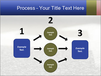 Road double arrow direction. PowerPoint Templates - Slide 92