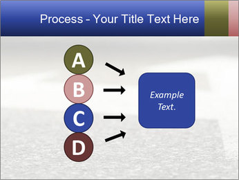 Road double arrow direction. PowerPoint Templates - Slide 94