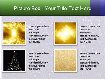 Abstract Shiny Sky PowerPoint Template - Slide 14