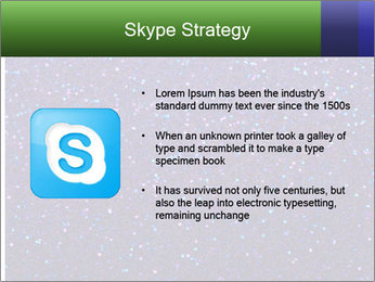 Abstract Shiny Sky PowerPoint Template - Slide 8