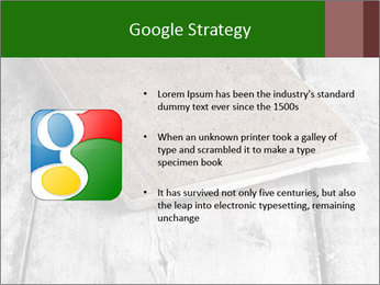 Old-Style Notebook PowerPoint Template - Slide 10