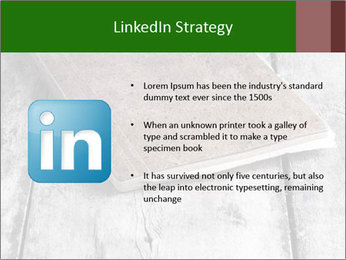 Old-Style Notebook PowerPoint Template - Slide 12