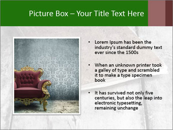 Old-Style Notebook PowerPoint Template - Slide 13