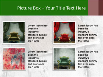 Old-Style Notebook PowerPoint Template - Slide 14