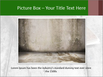 Old-Style Notebook PowerPoint Template - Slide 15