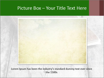 Old-Style Notebook PowerPoint Template - Slide 16