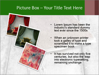 Old-Style Notebook PowerPoint Template - Slide 17