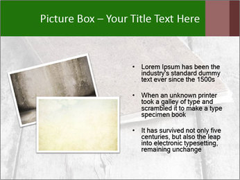 Old-Style Notebook PowerPoint Template - Slide 20