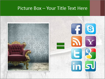 Old-Style Notebook PowerPoint Template - Slide 21