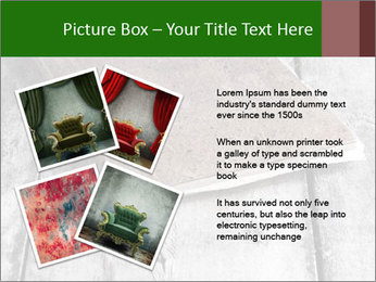 Old-Style Notebook PowerPoint Template - Slide 23