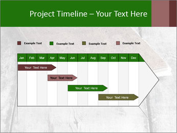 Old-Style Notebook PowerPoint Template - Slide 25