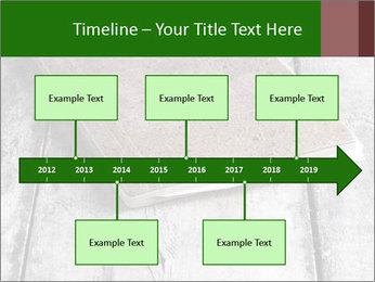 Old-Style Notebook PowerPoint Template - Slide 28