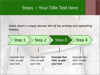 Old-Style Notebook PowerPoint Template - Slide 4
