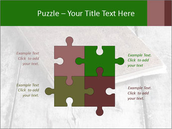 Old-Style Notebook PowerPoint Template - Slide 43