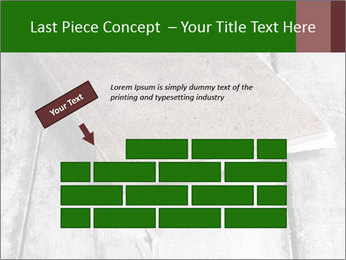 Old-Style Notebook PowerPoint Template - Slide 46