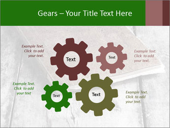 Old-Style Notebook PowerPoint Template - Slide 47