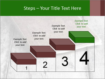 Old-Style Notebook PowerPoint Template - Slide 64