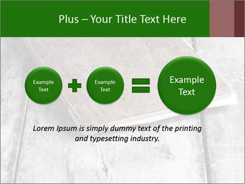 Old-Style Notebook PowerPoint Template - Slide 75