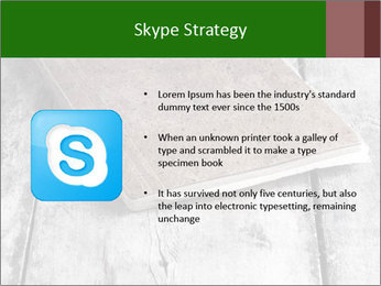 Old-Style Notebook PowerPoint Template - Slide 8