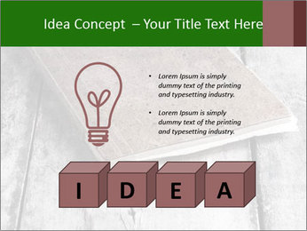 Old-Style Notebook PowerPoint Template - Slide 80