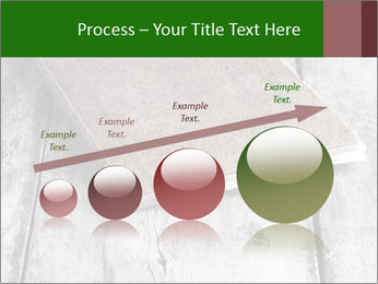 Old-Style Notebook PowerPoint Template - Slide 87
