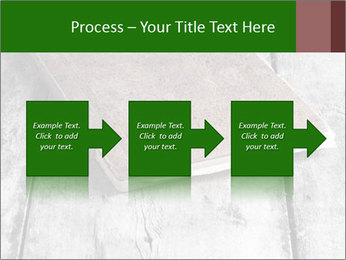 Old-Style Notebook PowerPoint Template - Slide 88