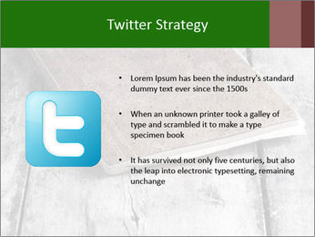 Old-Style Notebook PowerPoint Template - Slide 9